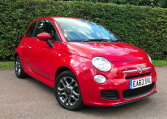 Fiat 500 1.2 S Dualogic 3dr (start/stop)