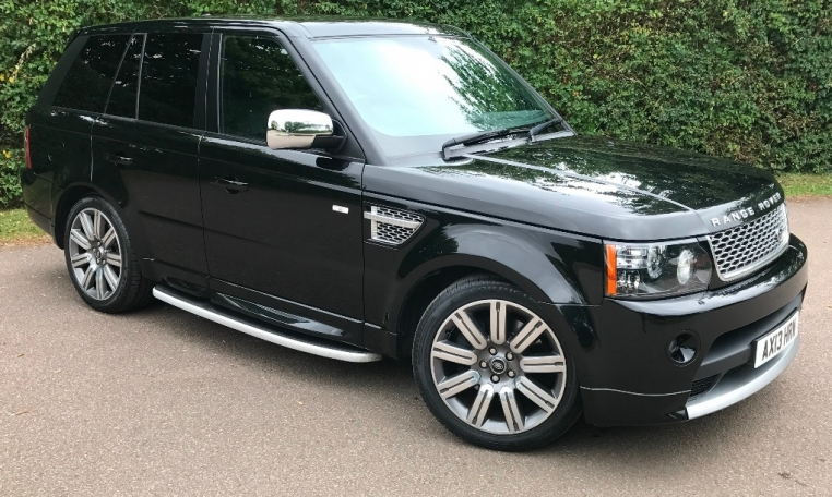 Land Rover Range Rover Sport 3.0 SD V6 Autobiography Sport Station Wagon 4x4 5dr